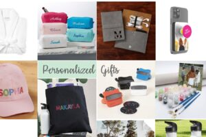 10 Personalized Gifts to Order Now!